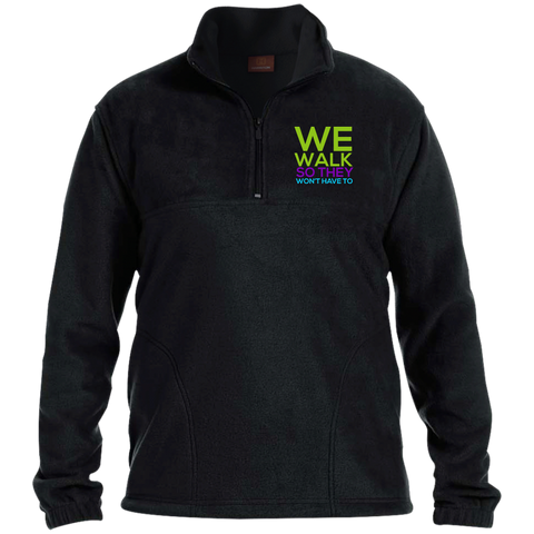 Run/Walk 4 Water Fleece Pullover Jackets- Warrior Design Co. | Quality Affordable Branding Solutions