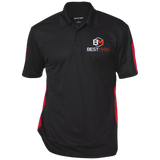 Best Man Three-Button Polo Polo Shirts- Warrior Design Co. | Quality Affordable Branding Solutions