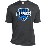 All Sports Recruiter Moisture-Wicking T-Shirt T-Shirts- Warrior Design Co. | Quality Affordable Branding Solutions