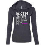 Extraordinary Woman T-Shirt Hoodie T-Shirts- Warrior Design Co. | Quality Affordable Branding Solutions