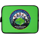 Empowering the Poor Laptop Sleeve - 10 inch Laptop Sleeves- Warrior Design Co. | Quality Affordable Branding Solutions