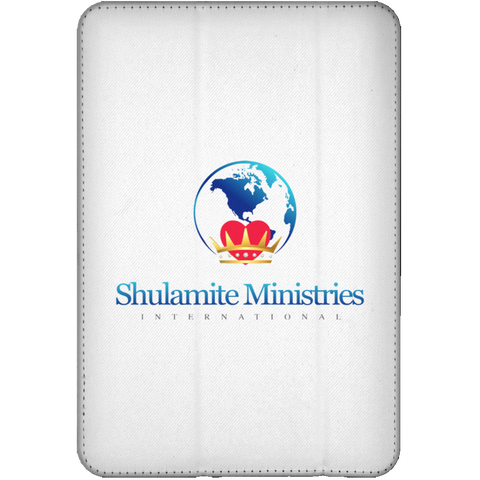 Shulamite iPad Mini Flip Case Tablet Covers- Warrior Design Co. | Quality Affordable Branding Solutions