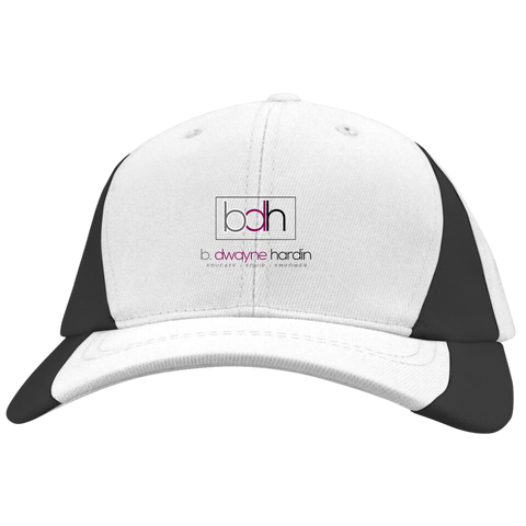 BDH Colorblock Hat Hats- Warrior Design Co. | Quality Affordable Branding Solutions