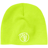 Worship Unleashed Acrylic Beanie Hats- Warrior Design Co. | Quality Affordable Branding Solutions