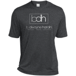 BDH Moisture-Wicking T-Shirt T-Shirts- Warrior Design Co. | Quality Affordable Branding Solutions