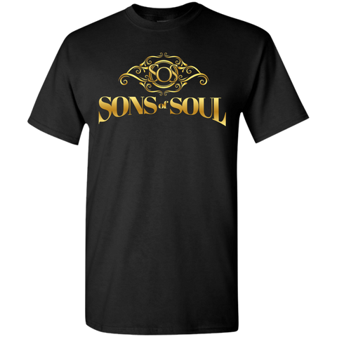 Sons of Soul Men's T-Shirt T-Shirts- Warrior Design Co. | Quality Affordable Branding Solutions