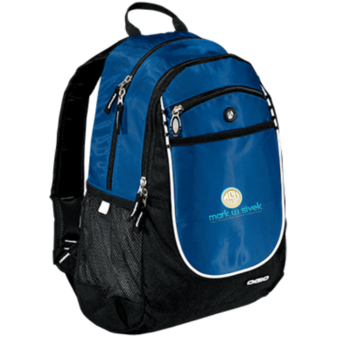 Mark Sivek Rugged Bookbag Bags- Warrior Design Co. | Quality Affordable Branding Solutions