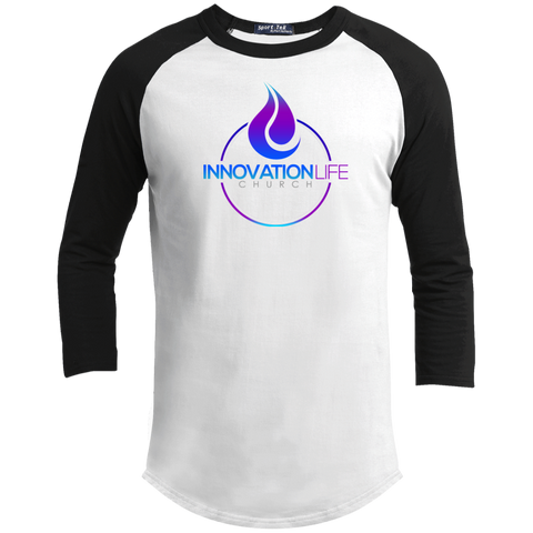 Innovation Life Sporty T-Shirt T-Shirts- Warrior Design Co. | Quality Affordable Branding Solutions