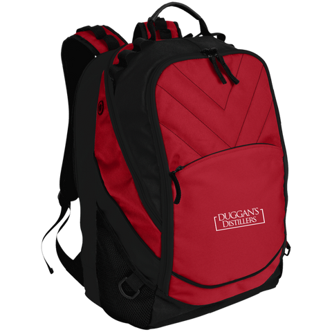 Duggan's Distillers Computer Backpack Bags- Warrior Design Co. | Quality Affordable Branding Solutions