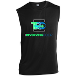 The Revolving Door Performance T-Shirt T-Shirts- Warrior Design Co. | Quality Affordable Branding Solutions