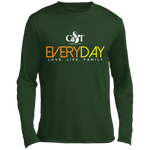 Everyday Moisture Absorbing T-Shirt T-Shirts- Warrior Design Co. | Quality Affordable Branding Solutions