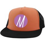 Moore Marketing Icon with Snapback Hats- Warrior Design Co. | Quality Affordable Branding Solutions