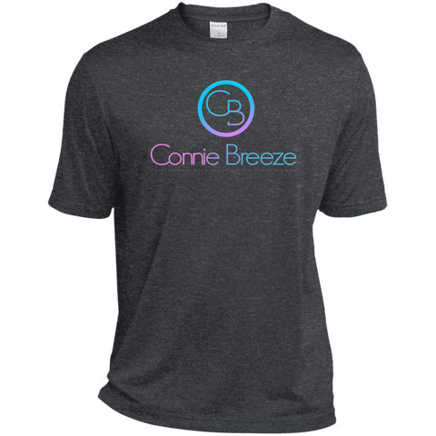 Connie Breeze Moisture-Wicking T-Shirt T-Shirts- Warrior Design Co. | Quality Affordable Branding Solutions
