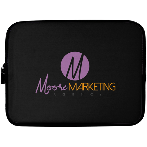 MM Laptop Sleeve - 10 inch Laptop Sleeves- Warrior Design Co. | Quality Affordable Branding Solutions
