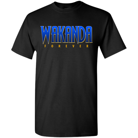 Wakanda T-Shirt T-Shirts- Warrior Design Co. | Quality Affordable Branding Solutions