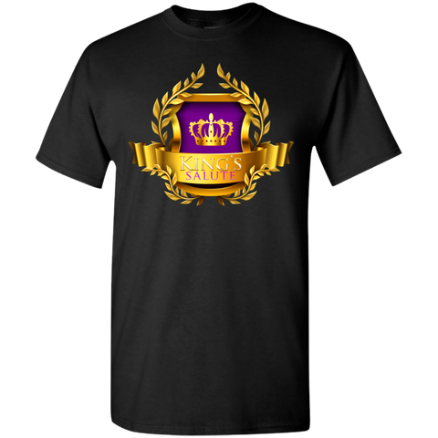 King's Salute T-Shirt T-Shirts- Warrior Design Co. | Quality Affordable Branding Solutions