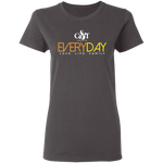 Everyday Women's T-Shirt T-Shirts- Warrior Design Co. | Quality Affordable Branding Solutions
