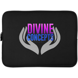 Divine Concepts Laptop Sleeve - 15 Inch Laptop Sleeves- Warrior Design Co. | Quality Affordable Branding Solutions