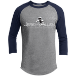Jeremy Allen Sporty T-Shirt T-Shirts- Warrior Design Co. | Quality Affordable Branding Solutions
