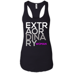 Extraordinary Woman Tank T-Shirts- Warrior Design Co. | Quality Affordable Branding Solutions