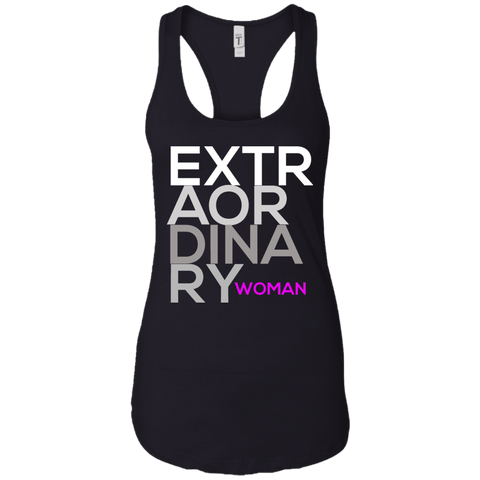 Extraordinary Woman Tank - Warrior Design Co. | Quality Affordable Branding Solutions