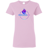Innovation Life Women's T-Shirt - Warrior Design Co. | Quality Affordable Branding Solutions