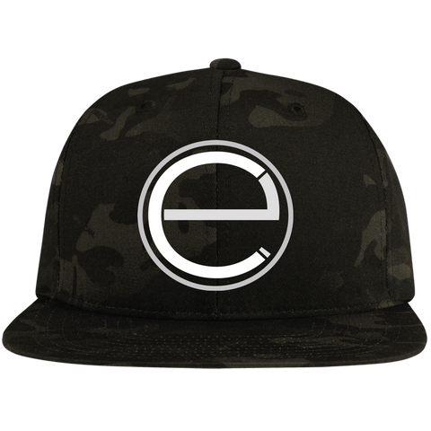 ChrisEricka High-Profile Snapback Hat Hats- Warrior Design Co. | Quality Affordable Branding Solutions