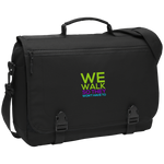Run/Walk 4 Water Messenger Briefcase Bags- Warrior Design Co. | Quality Affordable Branding Solutions
