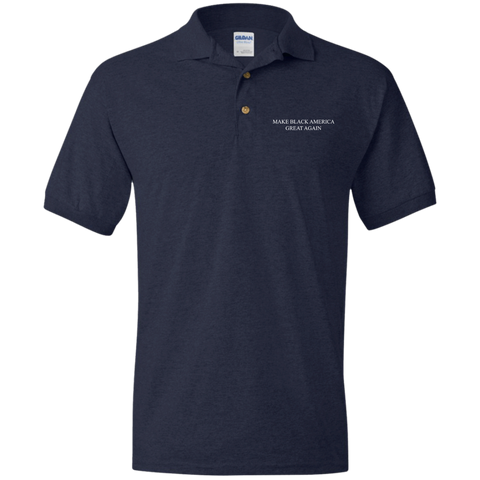 MBAGA Jersey Polo Shirt Polo Shirts- Warrior Design Co. | Quality Affordable Branding Solutions