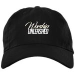Worship Unleashed Unstructured Cap Hats- Warrior Design Co. | Quality Affordable Branding Solutions