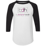 BDH Colorblock Jersey T-Shirts- Warrior Design Co. | Quality Affordable Branding Solutions