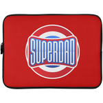 Superdad Laptop Sleeve - 15 Inch Laptop Sleeves- Warrior Design Co. | Quality Affordable Branding Solutions