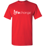 Life Change T-Shirt T-Shirts- Warrior Design Co. | Quality Affordable Branding Solutions