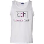 BDH Women'sTank Top T-Shirts- Warrior Design Co. | Quality Affordable Branding Solutions