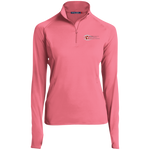 LVCVT Women's Performance Pullover Jackets- Warrior Design Co. | Quality Affordable Branding Solutions