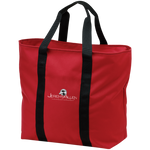 Jeremy Allen All Purpose Tote Bag Bags- Warrior Design Co. | Quality Affordable Branding Solutions