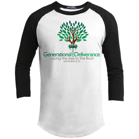 Generational Deliverance Sporty T-Shirt T-Shirts- Warrior Design Co. | Quality Affordable Branding Solutions