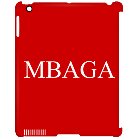 MBAGA iPad Clip Case Tablet Covers- Warrior Design Co. | Quality Affordable Branding Solutions