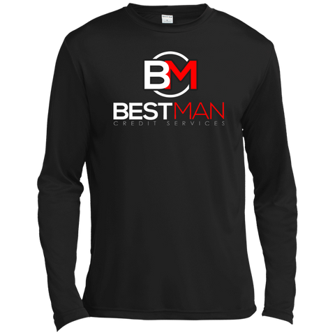 Best Man Moisture Absorbing T-Shirt T-Shirts- Warrior Design Co. | Quality Affordable Branding Solutions