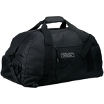 Duggan's Distillers Large-Sized Duffel Bag Bags- Warrior Design Co. | Quality Affordable Branding Solutions