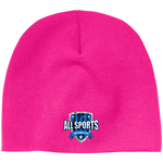 All Sports Recruiter Acrylic Beanie Hats- Warrior Design Co. | Quality Affordable Branding Solutions