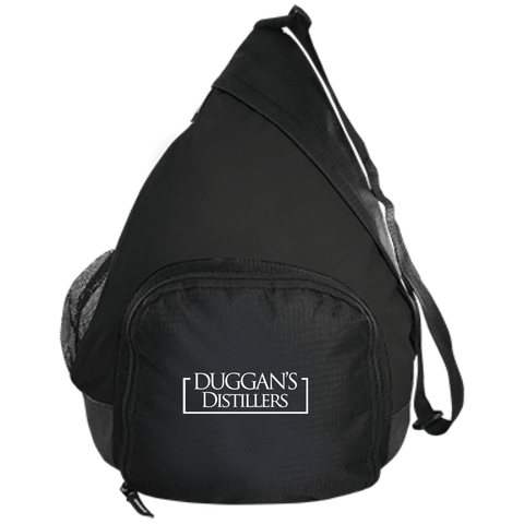 Duggan's Distillers Active Sling Pack Bags- Warrior Design Co. | Quality Affordable Branding Solutions