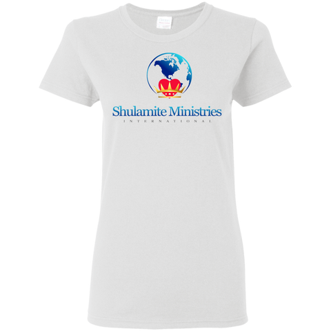 Shulamite Ministries Women's T-Shirt T-Shirts- Warrior Design Co. | Quality Affordable Branding Solutions