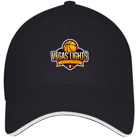 Vegas Lights Baseball Cap Hats- Warrior Design Co. | Quality Affordable Branding Solutions