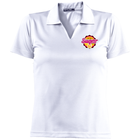 Sugar Shack Women's Short Sleeve Polo