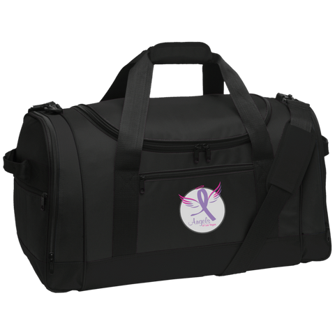 Angels of Las Vegas Sports Duffel Bags- Warrior Design Co. | Quality Affordable Branding Solutions