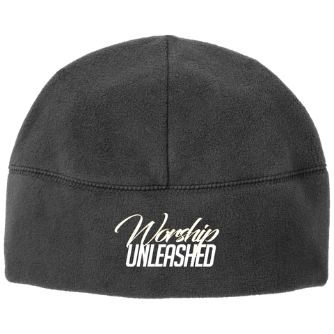 Worship Unleashed Fleece Beanie