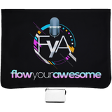 Flow Your Awesome Shoulder Bag Bags- Warrior Design Co. | Quality Affordable Branding Solutions