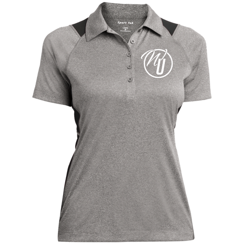 Worship Unleashed Moisture Wicking Polo Polo Shirts- Warrior Design Co. | Quality Affordable Branding Solutions