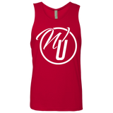 Worship Unleashed Men's Cotton Tank T-Shirts- Warrior Design Co. | Quality Affordable Branding Solutions